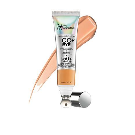 IT Cosmetics CC Eye Color Correcting Full Coverage Cream