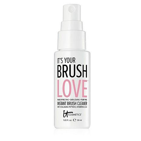 IT Cosmetics It's Your Brush Love Brush Mini Cleaner