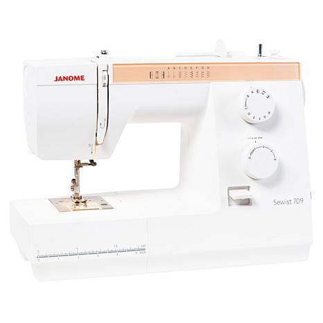 Janome Sewist 709 Mechanical Sewing Machine