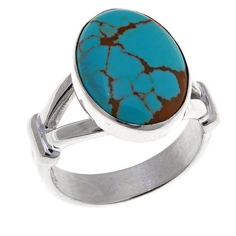 Jay King Sonoran Blue Turquoise Ring