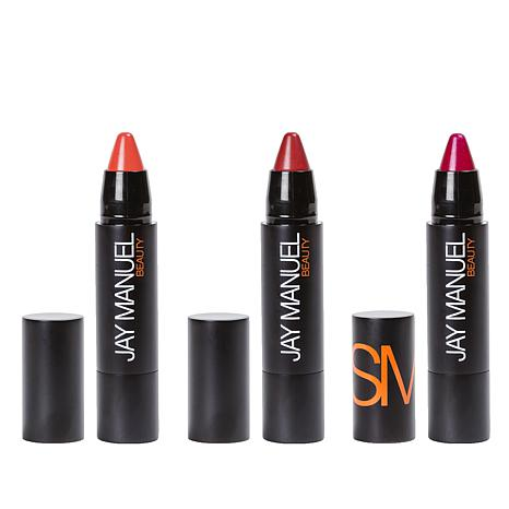 Jay Manuel Beauty® Lip Stain Trio Combo 2
