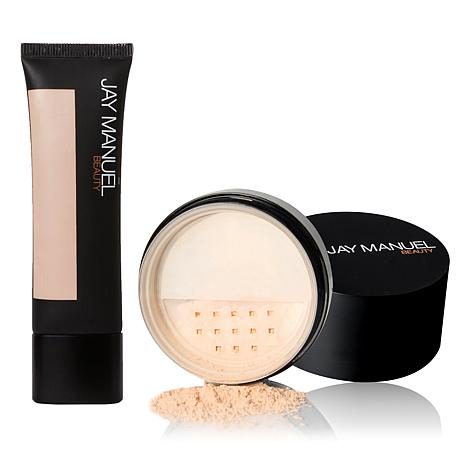 Jay Manuel Beauty® Skin Perfector/Powder - Light 1