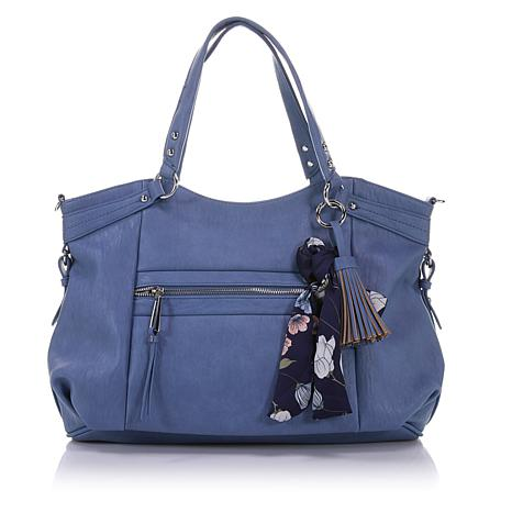 Jessica Simpson Doris Tote with Scarf