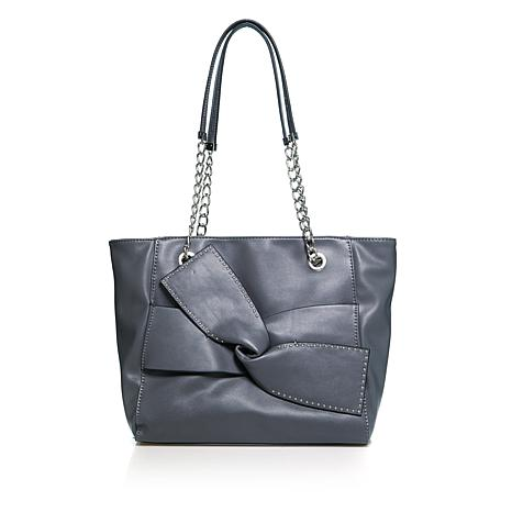 Jessica Simpson Kandiss Tote with Bow