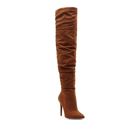 Jessica Simpson Luxella2 Over-the-Knee Pointy Toe Boot