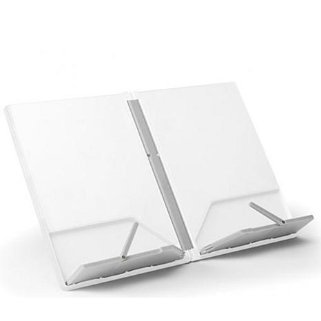 Joseph® Joseph Folding Cookbook Stand - White and Gray