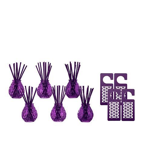 JOY 100-piece Super Forever Fragrant Odor Elimination Diamond Vase Set