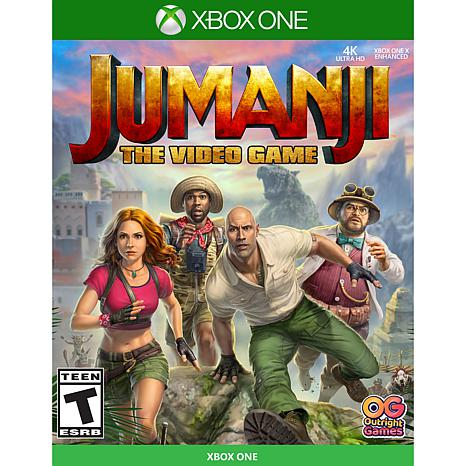 Jumanji The Video Game For Xbox One 9331798 Hsn