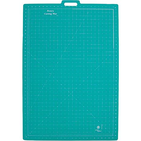 June Tailor Gridded Rotary Mat With Handle