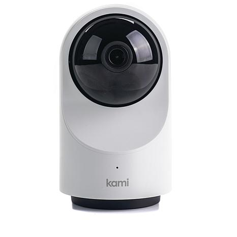Kami 360° Indoor Pan & Tilt HD Security Camera with 2-Way Talk