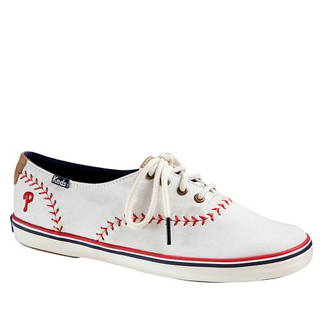 Keds Champion Pennant Canvas Sneaker - MLB Phillies