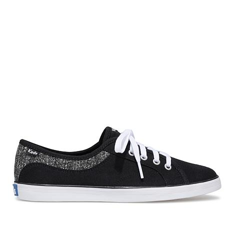 Keds Coursa Lace-up Jersey Sneaker with Knit Detail