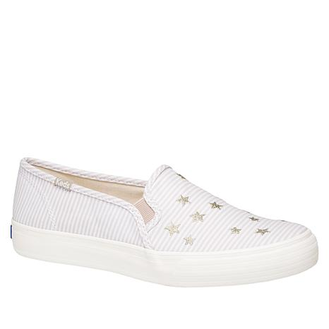 33954175f Keds Double Decker Star Slip-On Sneaker - 8937239 | HSN