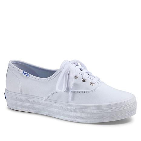 Keds Triple-Stack Canvas Sneaker