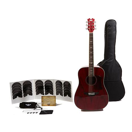 Keith Urban American Vintage Acoustic 40pc Guitar Pkg