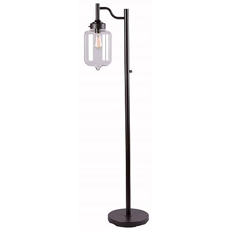 Kenroy Home Casey Floor Lamp - Oil-Rubbed Bronze
