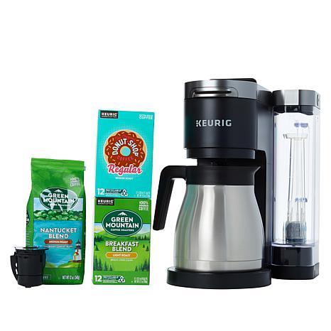 Keurig K-Duo Plus Single Serve  & Carafe with Coffee