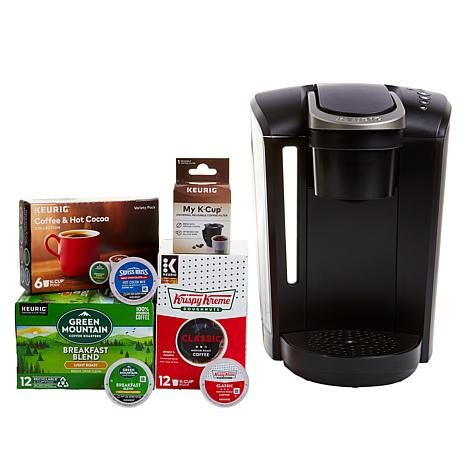 Keurig K-Select Coffee Maker with 30 K-Cups and My K-Cup