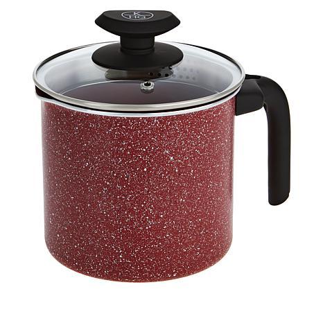 Kitchen HQ 2-Quart Soup Pot with Ergonomic Handle