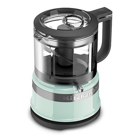 Kitchenaid 3 5 Cup Food Chopper In Black Matte 8712305 Hsn