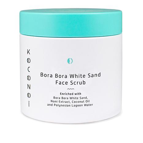 Koconoi Bora Bora White Sand Face Scrub