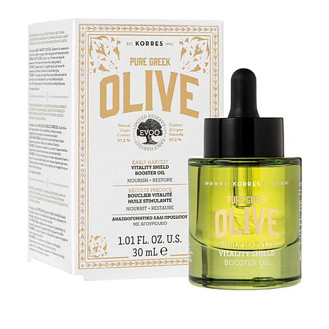 Korres Olive Early Harvest Vitality Shield Oil