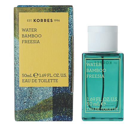 Korres Water Bamboo Freesia Eau de Toilette - 1.69 fl. oz.