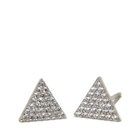 "Kristin Chenoweth ""From Above"" Stud Arrow Earrings"