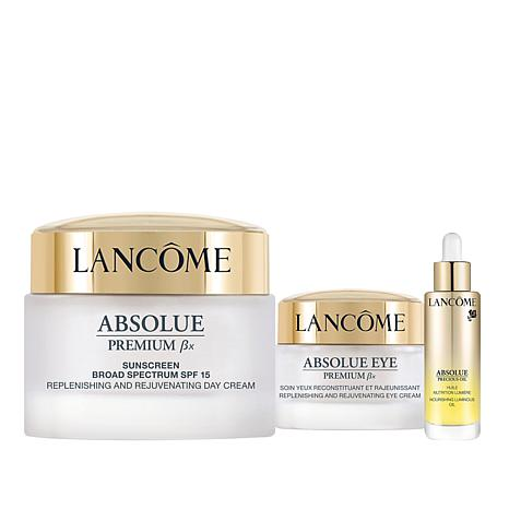 Lancôme Absolue Bx Day and Eye Cream 3-piece Set