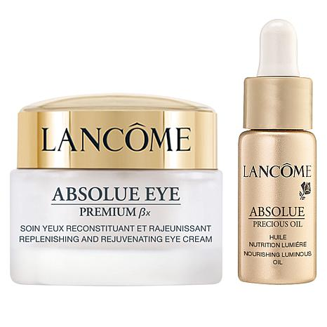 Lancome Absolue Eye Cream and Oil