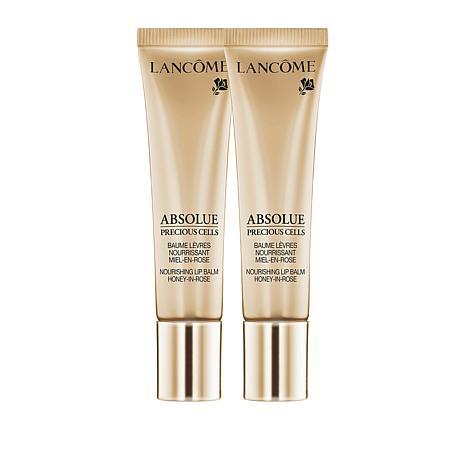 Lancôme Absolue Precious Cells Silky Lip Balm Duo