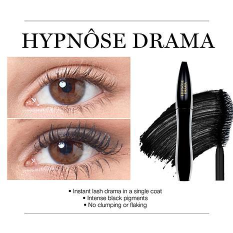 80450a4be28 Lancôme Hypnose Drama 01 Excessive Black Mascara - 8454443   HSN