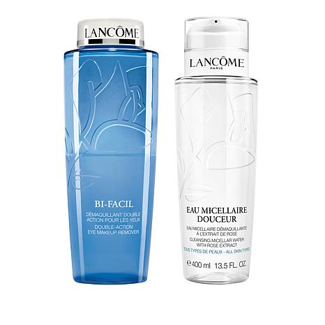 Lancôme Jumbo Face & Eye Cleansing Duo