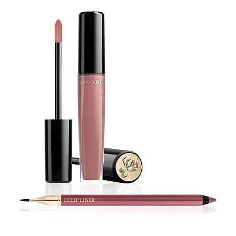 Lancôme Le Lip Liner and Gloss Nude Duo