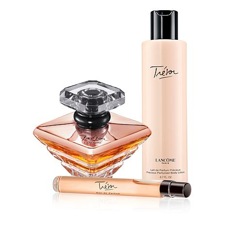 Lancôme Trésor 3-piece 30th Anniversary Fragrance Set