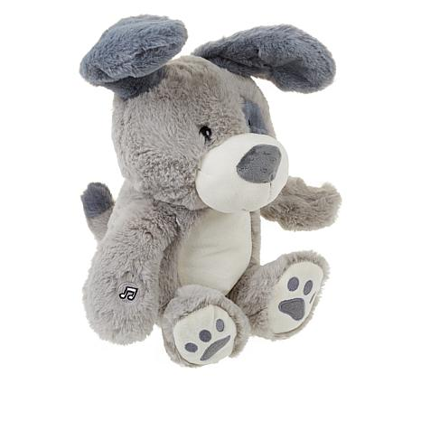 Land of Play Peek & Play Parker Animated Plush Puppy