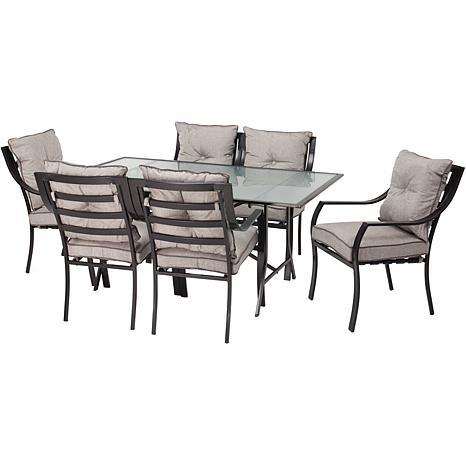 Lavallette 7-piece Outdoor Dining Set