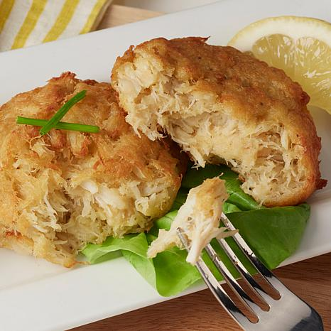 Legal Sea Foods 3 oz. Crab Cakes with