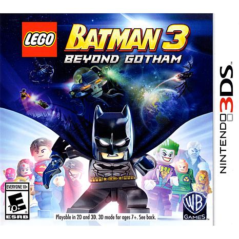 Lego Batman 3 Beyond - Nintendo 3DS