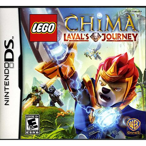 LEGO Legends of Chima: Laval's Journey - Nintendo DS