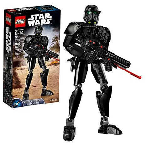 LEGO Star Wars Rogue One Constraction Imperial Death Trooper