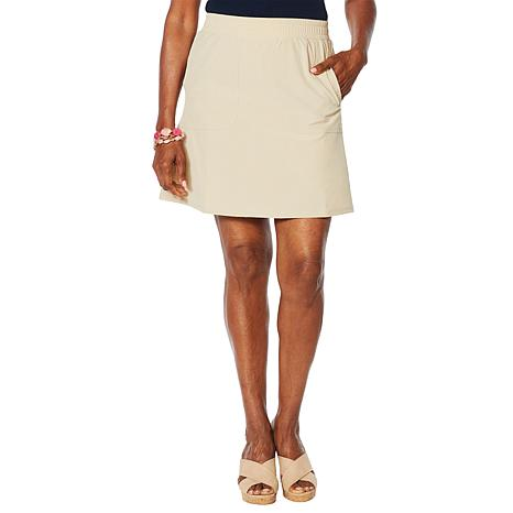 Lemon Way On-the-Move Stretch Tech Skort