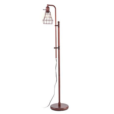 Lexford Edison Bulb Floor Lamp