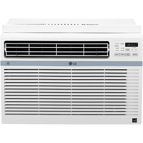 LG 10,000 BTU Window Air Conditioner w/Wi-Fi Control