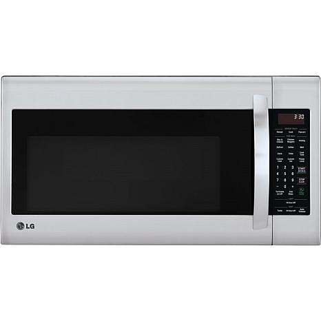 LG 1000W Over-the-Range 2.0 Cu. Ft. Microwave Oven