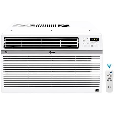 LG 12,000 BTU Window Air Conditioner w/Wi-Fi Control