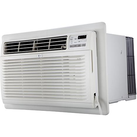 LG 9,800 BTU Dehumidifying Through-the-Wall 115V AC