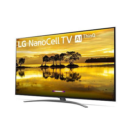 "LG SM9070 86"" 4K Ultra HD NanoCell Smart TV with ThinQ AI"