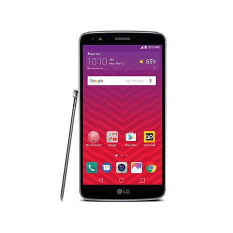 "LG Stylo 3 5.7"" HD Android 7.0 Smartphone - Virgin"