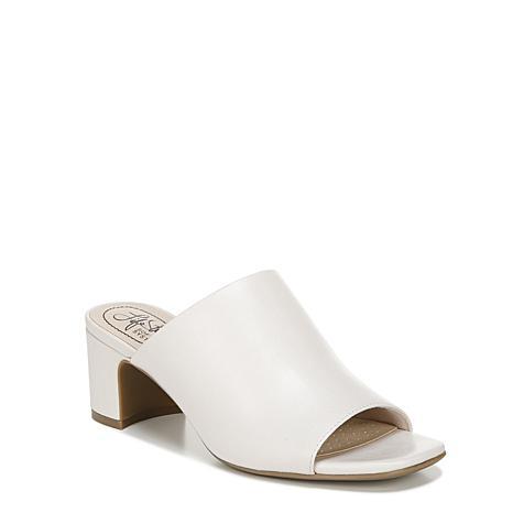 LifeStride® Cleo Heeled Mule City Sandal
